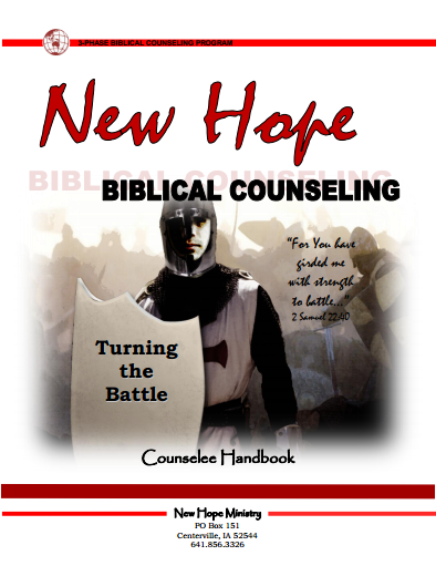 Biblical Counseling Cover
