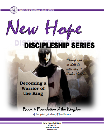 New Hope Discipleship Series